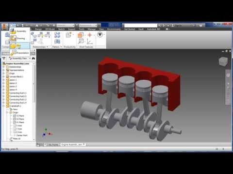 how to make a connecting rod in catia reddit