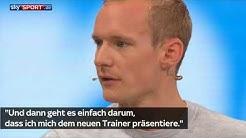 Sebastian Rode verkündet im Interview Trainerwechsel beim BVB & Stöger-Aus
