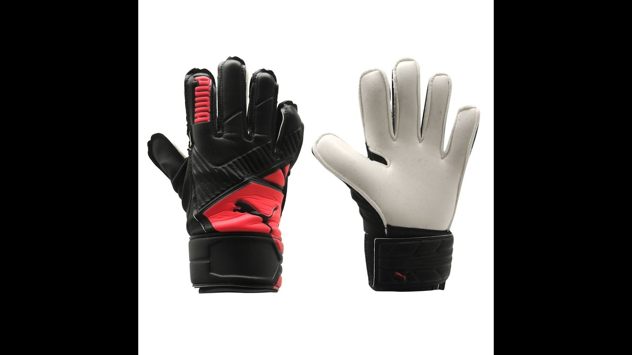 Вратарские перчатки - YouTube