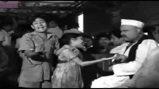 Thela hi Dilade Baba Thela Hi Dila De - Manna Dey - BOOT POLISH - Raj Kapoor, David, Chand Burque