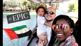OUR EPIC DUBAI ADVENTURE #VisitDubai | AdannaDavid