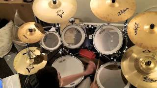 Shy Ronnie 2 (Ronnie and Clyde)-The Lonely Island ft. Rihanna (Drum Cover)