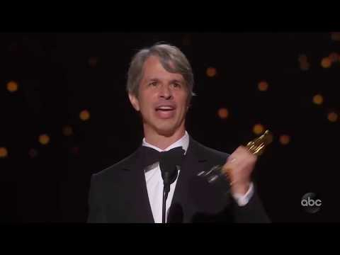 Marshall Curry - The Neighbors' Window Wins For Short Film (Live Action) | Oscars 2020