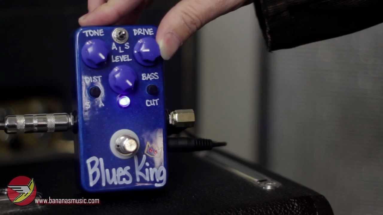 vfe blues king pedal youtube. Black Bedroom Furniture Sets. Home Design Ideas