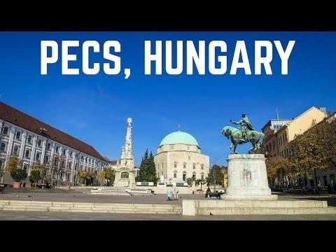 Pecs, Hungary: A Look Around