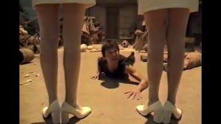 1995 CM いいえ私はキシリッシュのキャンペンガール 広末涼子/中谷美紀/...
