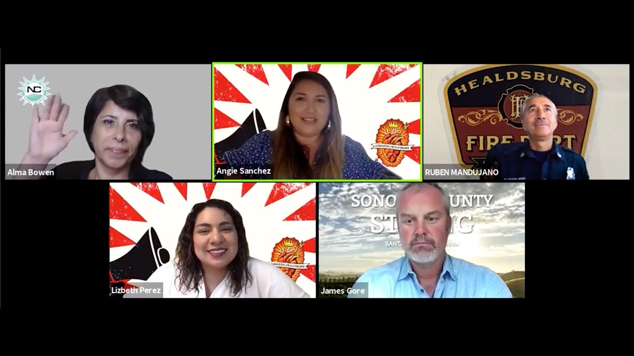 Conversación Comunitaria: Preparación para Desastres y Emergencias / Emergency Disaster Preparedness