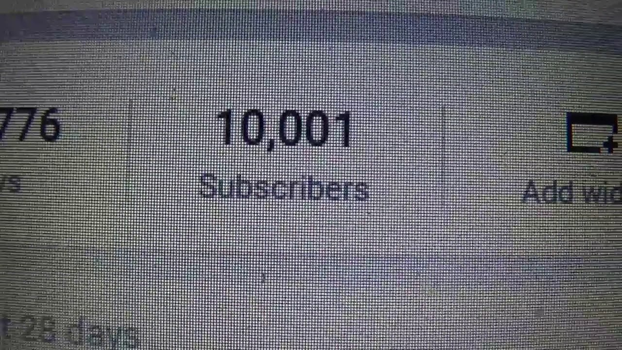 Wow Ten Million Subscribers - YouTube