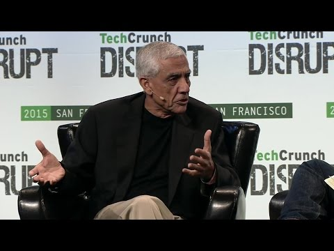 "Vinod Khosla: ""I'm a Glorified Recruiter"""
