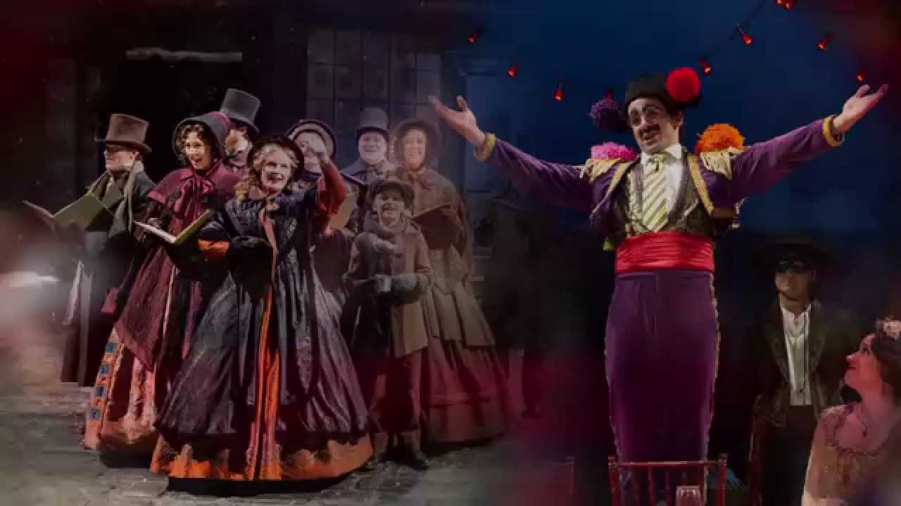 Now playing at the Guthrie: A CHRISTMAS CAROL and THE COCOANUTS ...
