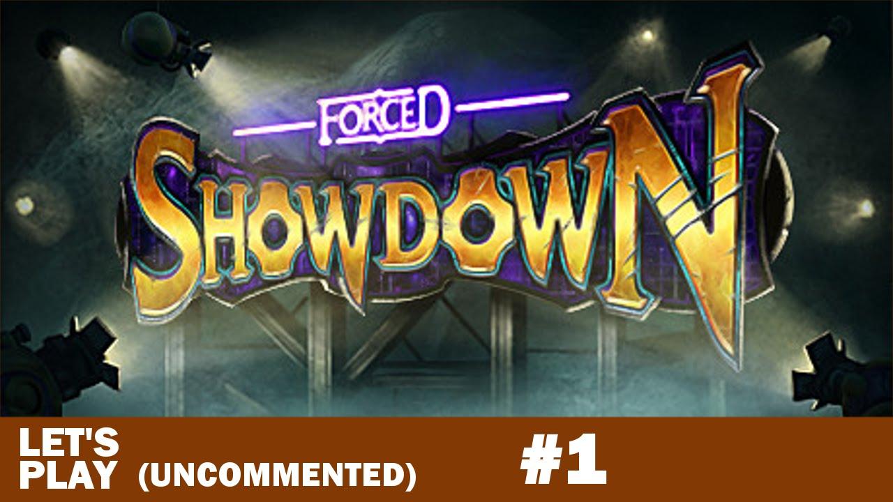 Forced Showdown Gameplay forced showdown gameplay #1