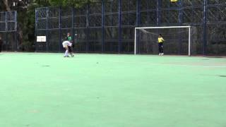 2016/01/27 (2016小學區際足球)西貢vs港島西