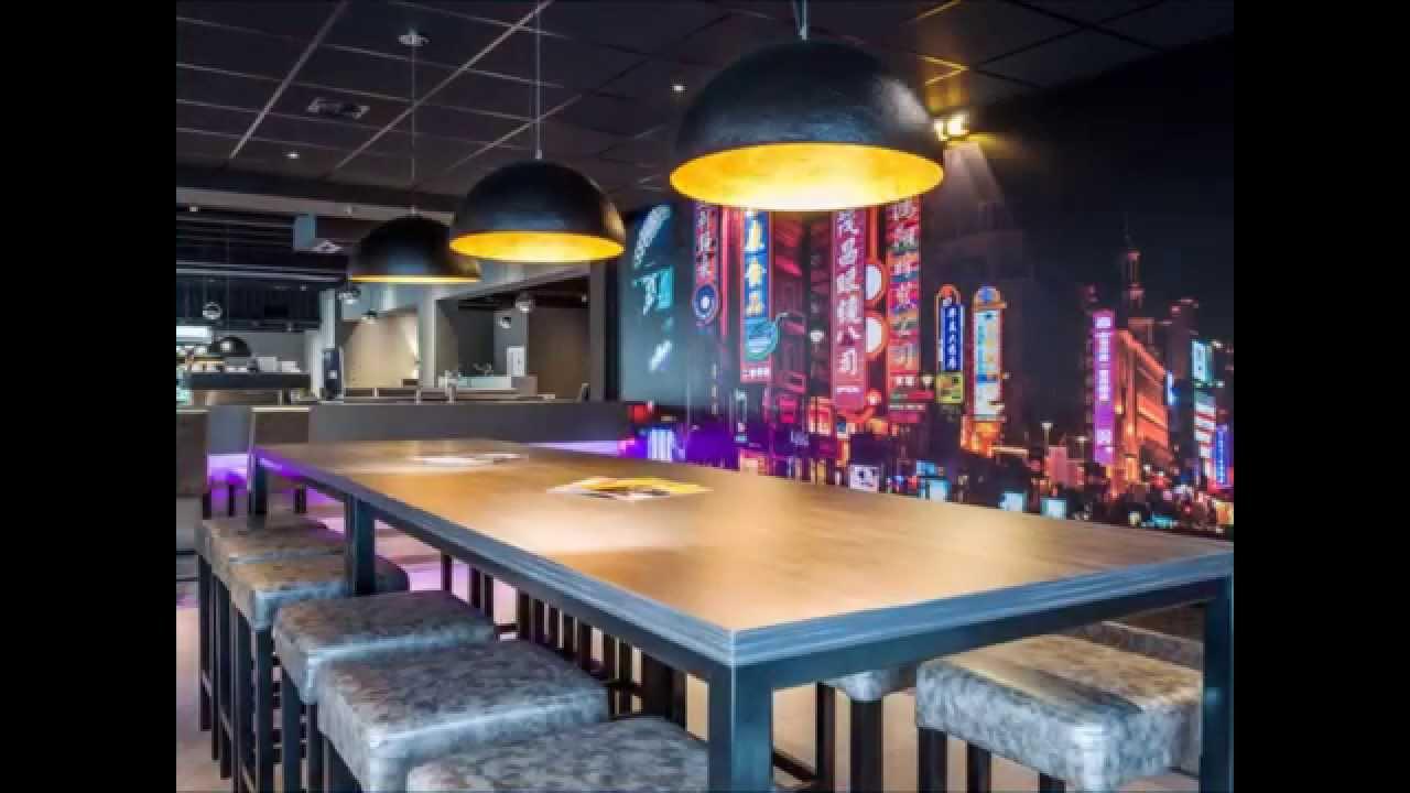 Verbouwing & interieurontwerp aziatisch restaurant   youtube