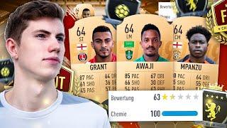FIFA 19: FUT CHAMPIONS MIT BRONZE TEAM! SO GUT GING ES WEITER.. 😯🔥