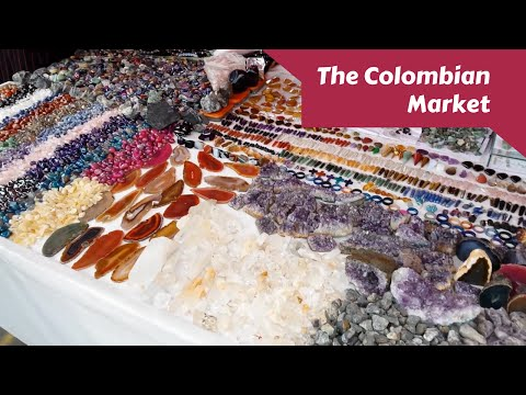 THE EPIC COLOMBIAN MARKET: Sword Quest Finale