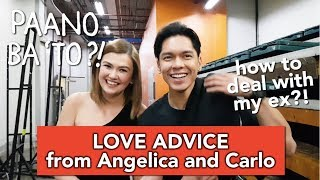 """How To Deal With My Ex?!"" with Angelica Panganiban and Carlo Aquino 