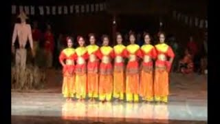 Tari Sepen (Bangka Belitung, Sumbagsel)