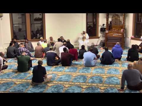 شيخ محمد موسى سلسلة من احوال العابدين  (١) العابد ومقام العبودية 5/27/2017
