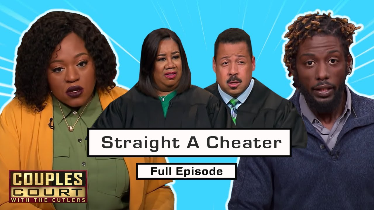 Straight A Cheater: Husband Accuses Studious Wife Of Cheating (Full Episode)   Couples Court