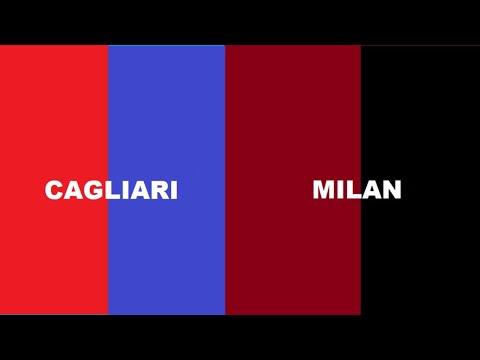 CAGLIARI - MILAN | Telecronaca Live In Diretta Streaming | Serie A | Diretta Goal