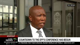 Countdown to the EFF's conference has begun