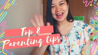 Parenting tips for toddler: Mommy Ai's sharing time