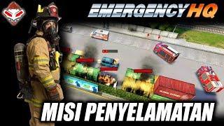 Misi Penyelamatan - Emergency HQ - Android Games Review