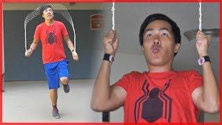 Spider-Man Workout