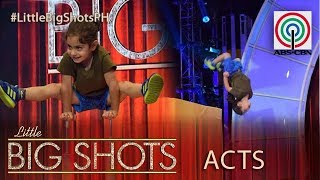 Little Big Shots Philippines: Arat | 4-year-old Spiderboy