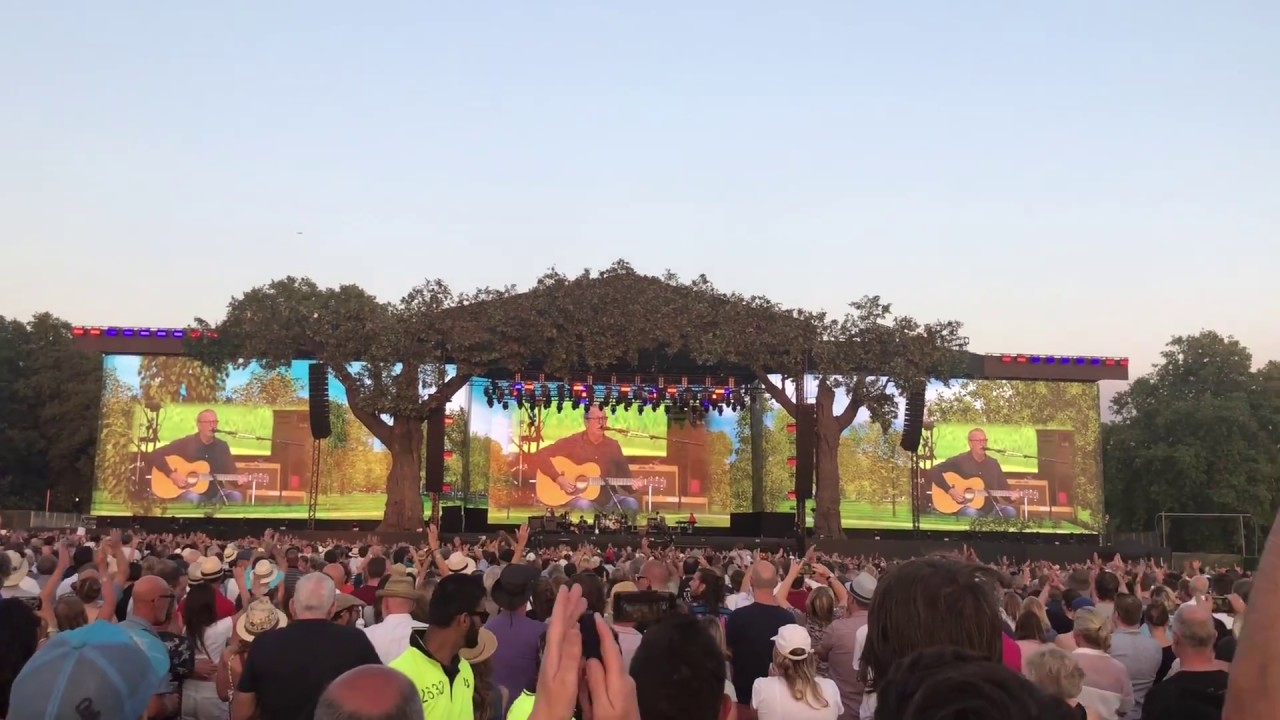 Eric Clapton - Layla, Live in Hyde Park (08-July-2018)