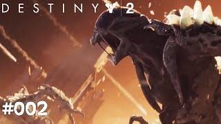 Destiny 2: Kriegsgeist #02 - Die Eisschar - Let's Play Destiny 2 Deutsch / German