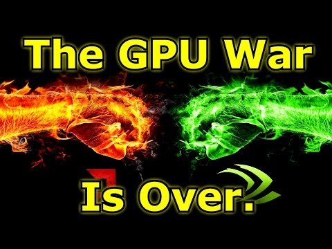 The GPU War is Over + Win a Copy of Star Wars Battlefront!