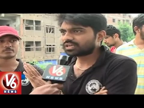Bandari Layout Update | Colony People In Concern With Submerge Of Flood Water | V6 News