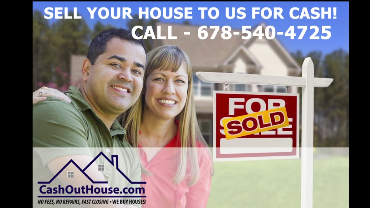 Sell House Fast Owe Taxes | Sell House Before Foreclosure Atlanta | Sell your home fast for cash
