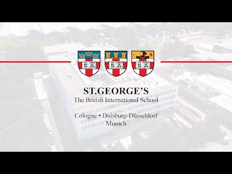 St. George's School | Cologne - Duisburg-Düsseldorf - Munich | Imagefilm EN