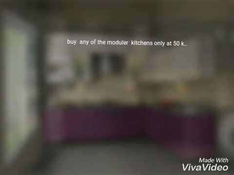 Moduler kitchen at low price.call on 9123035167