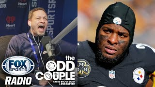 Chris Broussard - Le'Veon Bell Played Himself