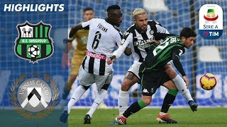 Sassuolo 0-0 Udinese | Points Shared in Tight Match | Serie A