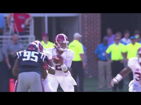 Ole Miss Football vs Alabama (9-17-16)
