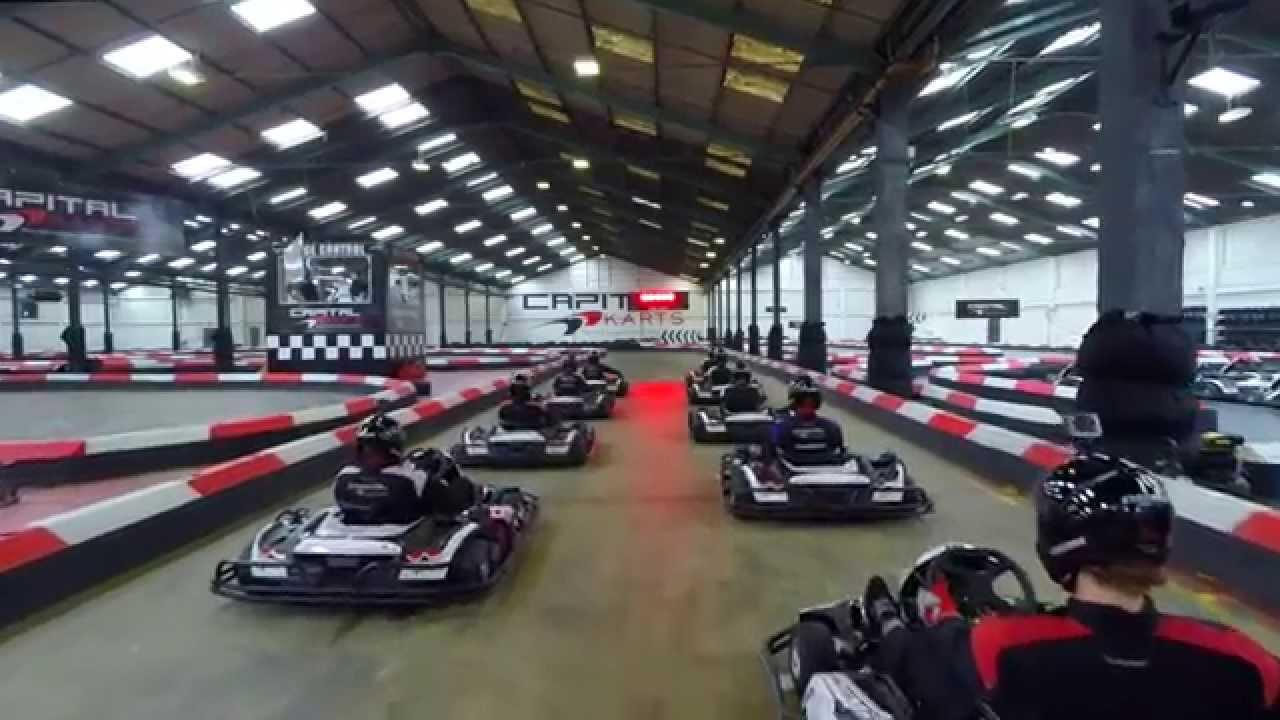 Go Karting Hertfordshire: Incredible Indoor Go Kart Racing