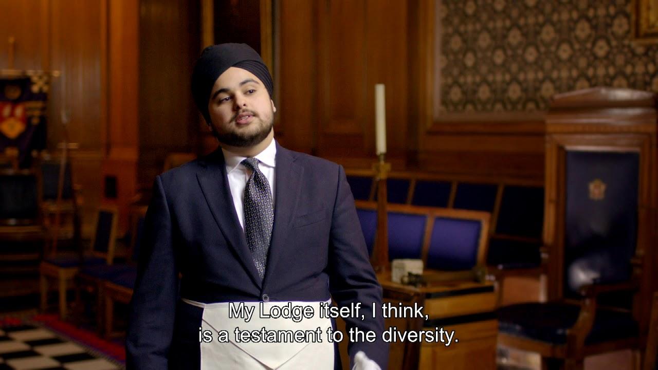 Discover Freemasonry with subtitles