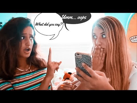 NEVER HAVE I EVER FT. ALEXA // SUPER FUNNY AND I WON!