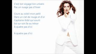 Watch Celine Dion A Quatre Pas Dici video