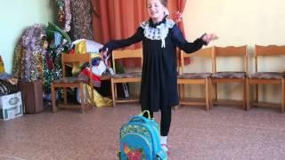 Агния БАРТО  7 лет         quot;БОЛТУНЬЯ ЛИДАquot;  РЕПЕТИЦИИ, репетиции...
