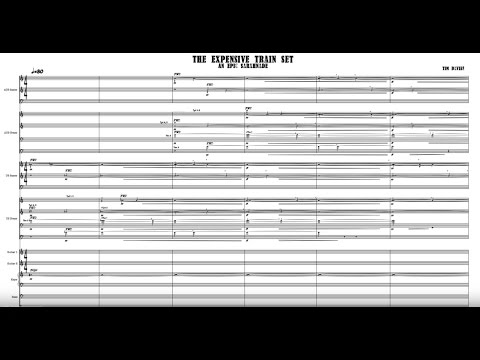 The Expensive Train Set - Double Big Band Score Reduction