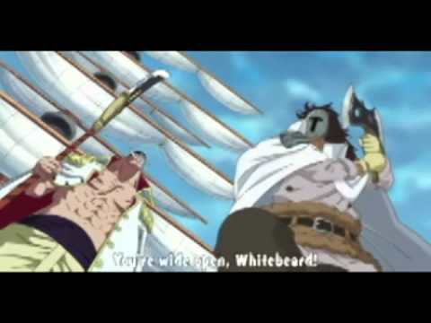 One Piece AMV Whitebeard - get on my level.avi