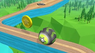 Going Balls New Map (Level 318 - 325)  All Levels Gameplay android, ios screenshot 3