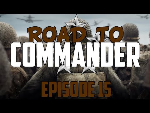 Call of Duty: WWII - Road to Commander - Episode 15! (COD WWII RTC)