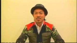 松本 利夫(MATSU from EXILE)映画 LONG CARAVAN スペシャルコメント」
