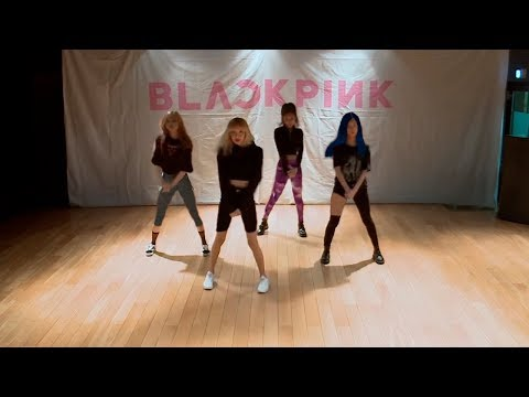 BLACKPINK – 'SO HOT (THE BLACKLABEL Remix)' DANCE PRACTICE VIDEO